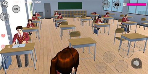 樱花校园模拟器中文版下载