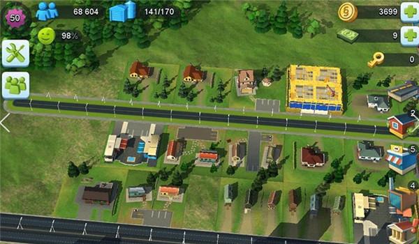 模拟城市我是市长无限金币版