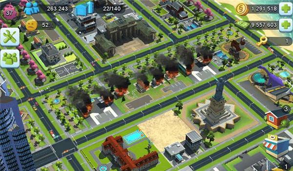 模拟城市我是市长无限金币版下载