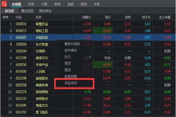 同花顺远航版炒股软件官方下载