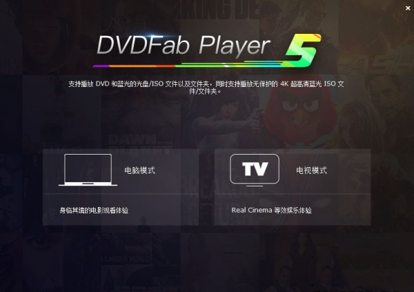 DVDFab Player Ultra中文版