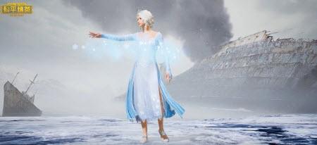 和平精英雪国幻梦套装值得抽吗
