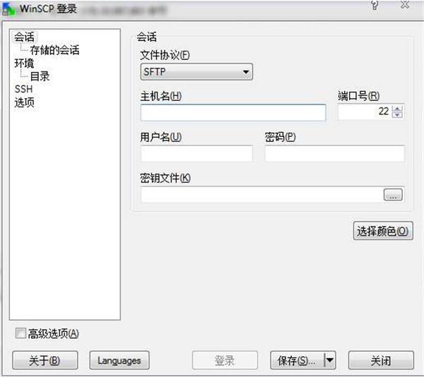 WinSCP中文版