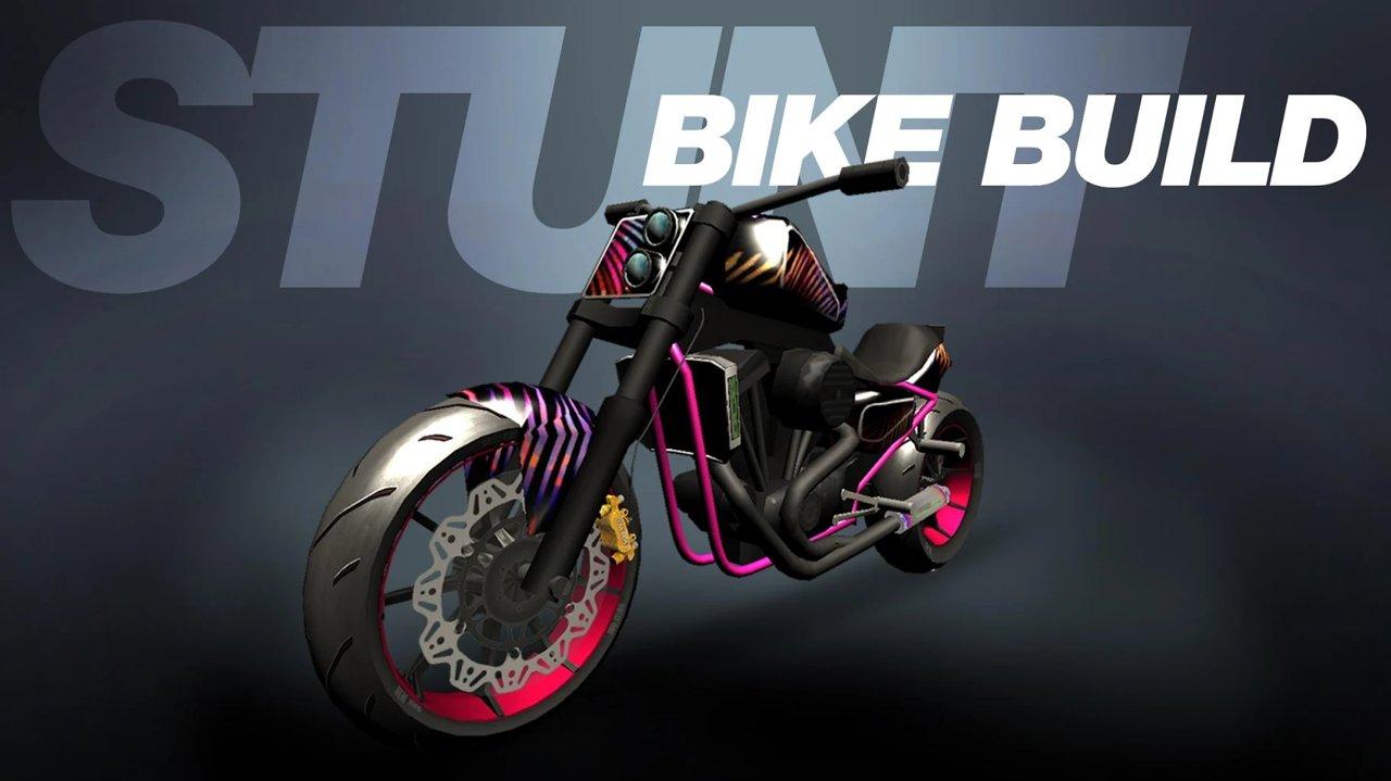 特技摩托车游戏下载