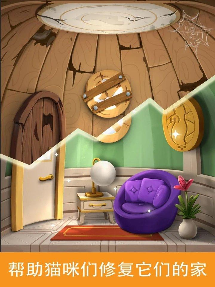 设计猫的家