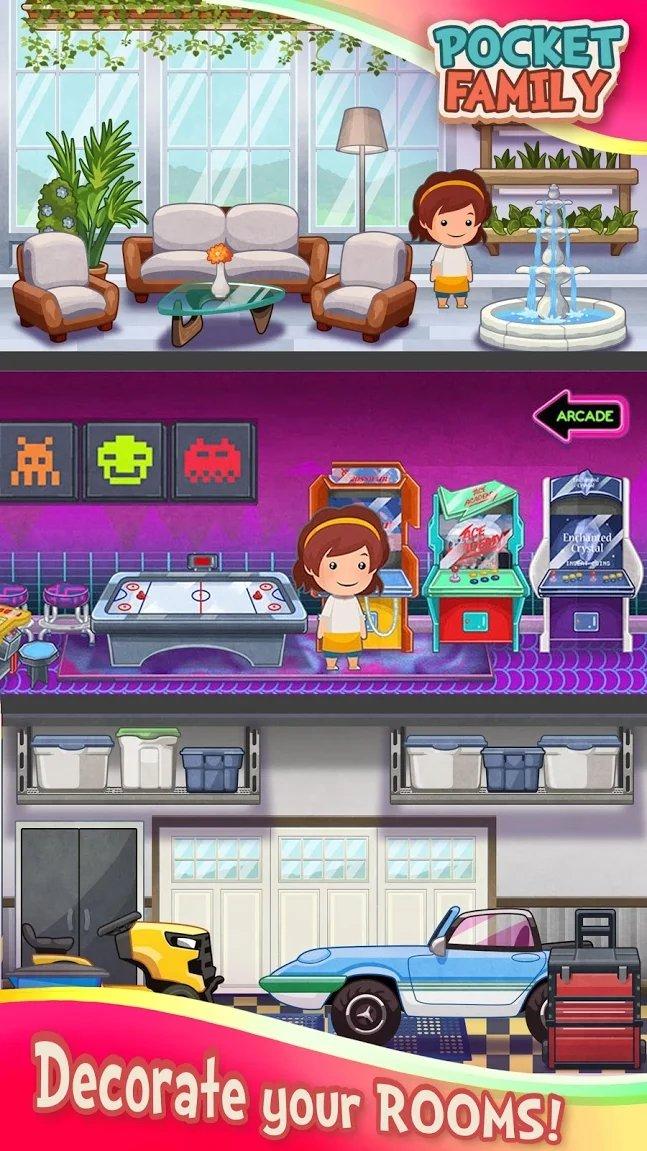 口袋家庭虚拟家居设计游戏下载