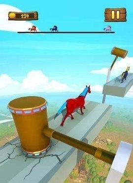 赛马趣味竞赛3D游戏下载