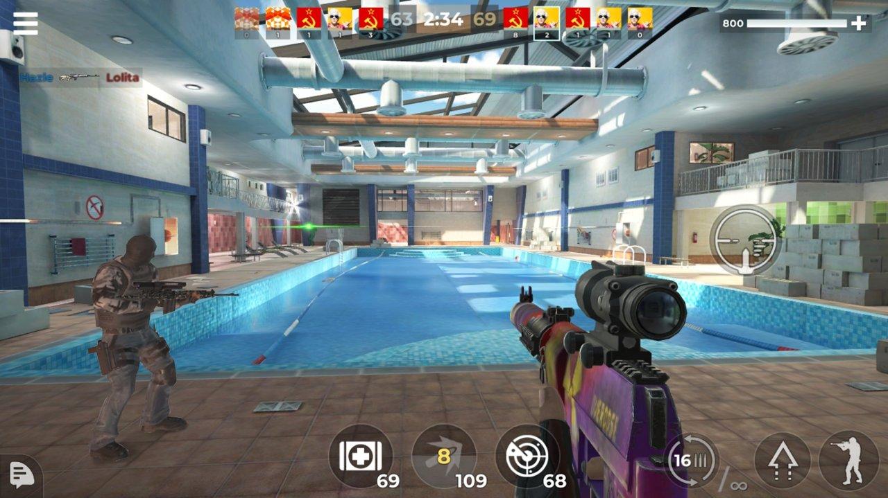 精英在线3D狙击手手游