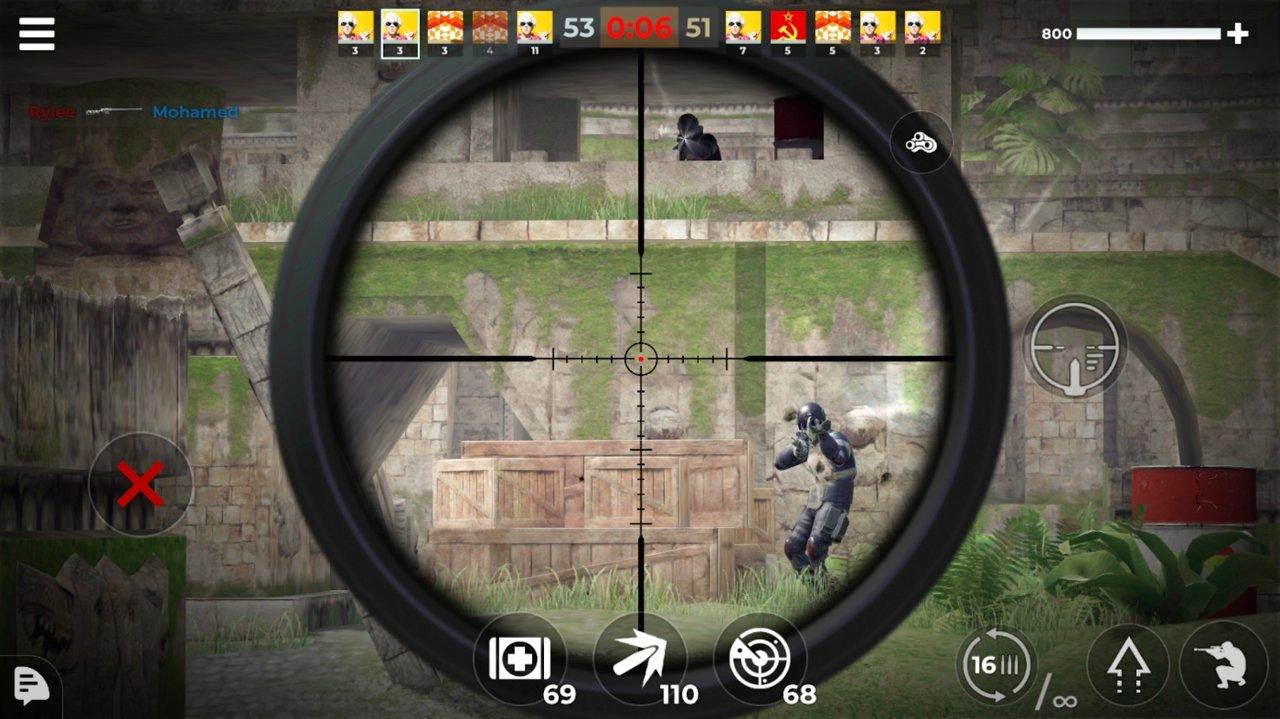 精英在线3D狙击手手游下载