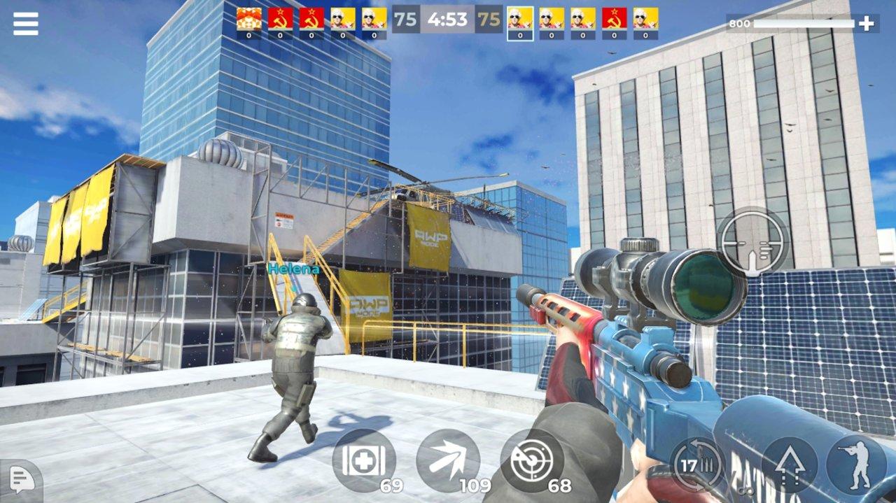 精英在线3D狙击手安卓版下载