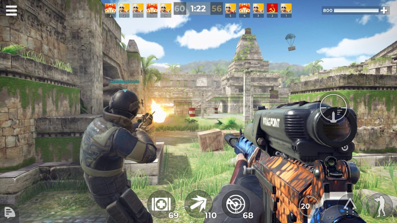 精英在线3D狙击手下载
