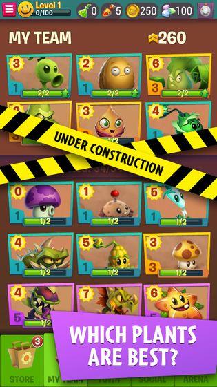 植物大战僵尸3花园战争手机版下载