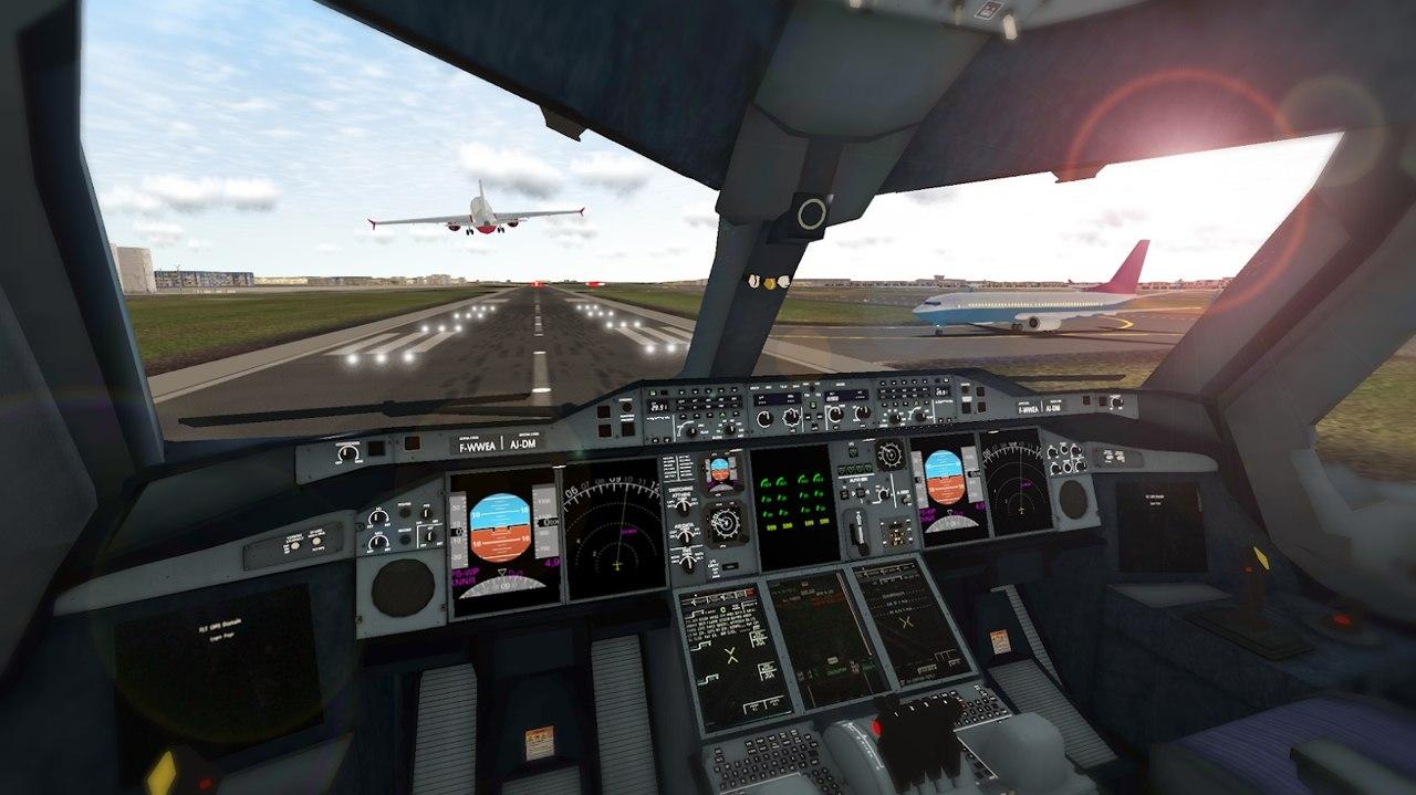 真实飞行模拟器安卓版