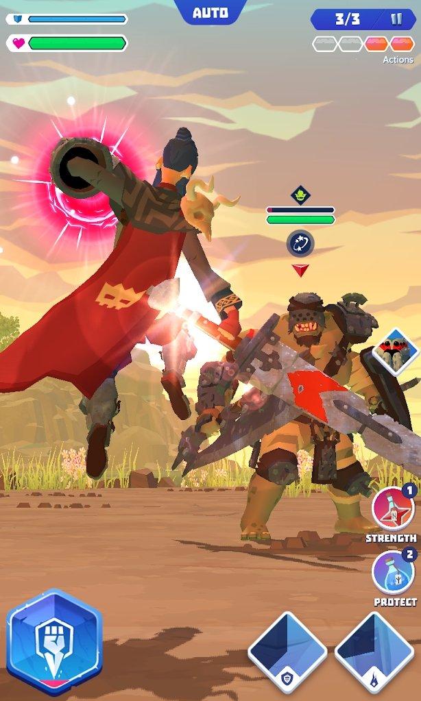 骑士爵位游戏下载