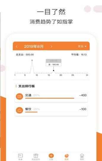 橙子记账app下载