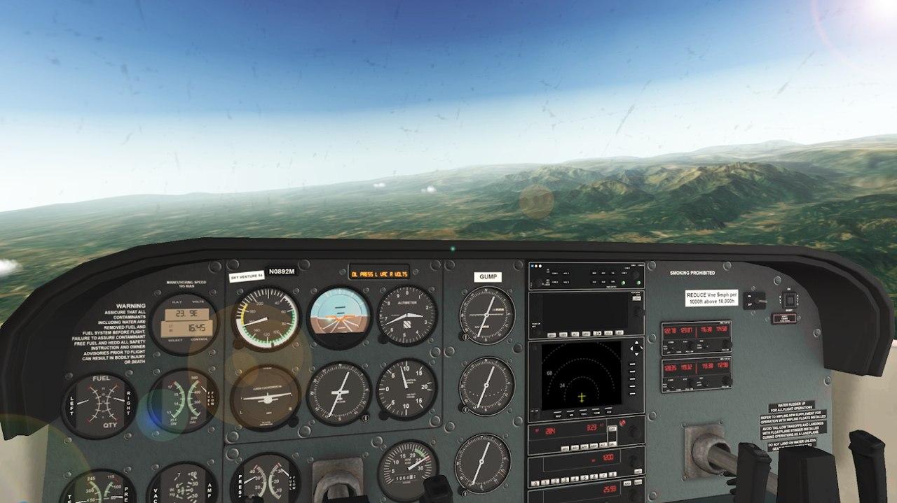 真实飞行模拟器游戏下载