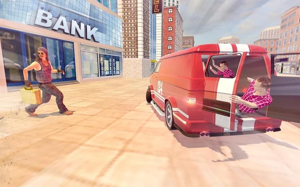 纽约银行抢劫案安卓版