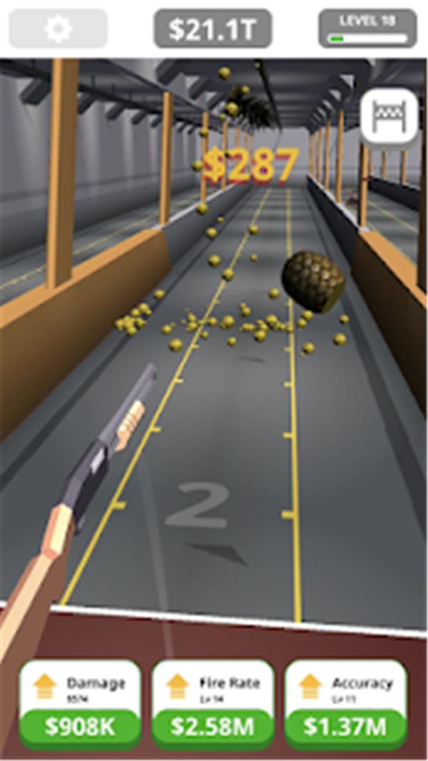 模拟射击场游戏