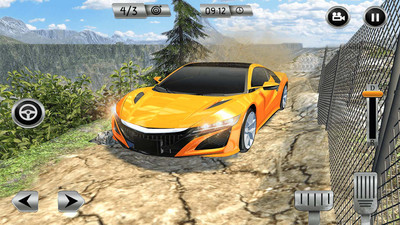 爬坡赛车游戏下载