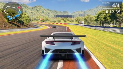 高速交通赛车3D游戏下载
