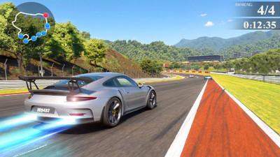 高速交通赛车3D安卓版