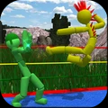 火柴人摔角赛安卓版  v1.1