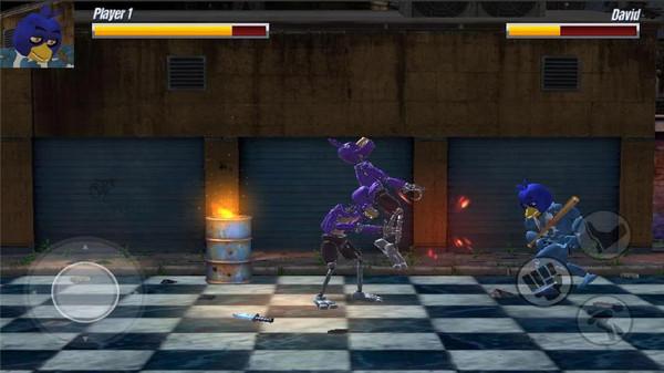 街头电子战斗机游戏下载