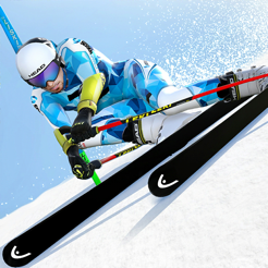 世界杯滑雪比赛最新版  v1.0