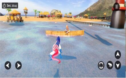 科莫多巨龙狂暴3D手游下载