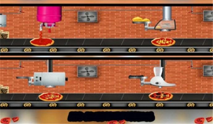 披萨外卖工厂