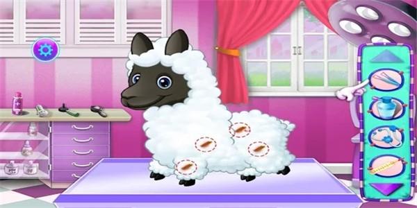 羊驼宠物护理游戏下载