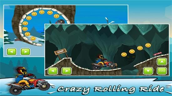 滚动摩托车游戏下载