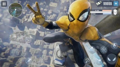 蜘蛛侠英雄黑帮纽约手机版