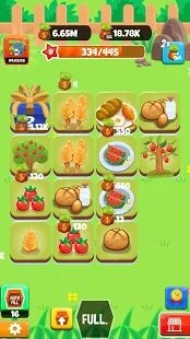梦幻食品合并手机版