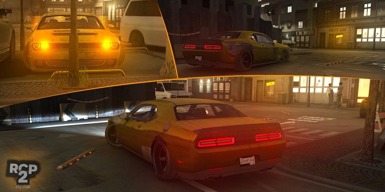 真正的停车场城市模式手机版下载