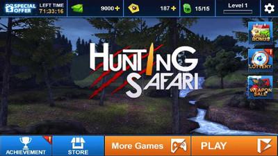 荒野狩猎安卓版