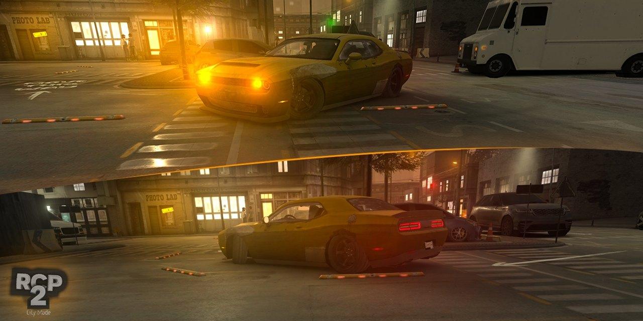 真正的停车场城市模式下载