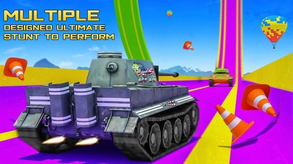 不可能的坦克特技中文版