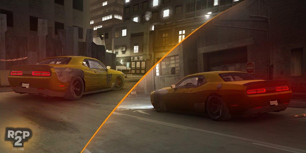 真正的停车场城市模式安卓版